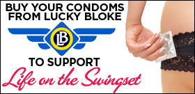 Buy condoms online at Lucky Bloke