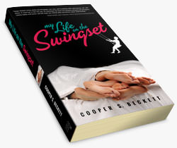 My Life on the Swingset written by Cooper S. Beckett