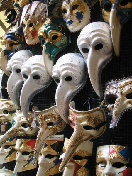504203 Traditional Venetian Masks 0 Our 1st Trip to a Swing Club   Preliminaries