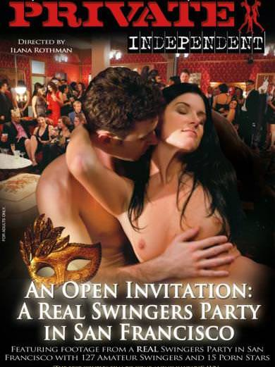 An Open Invitation A Real Swinger's Party in San Francisco DVD Review
