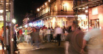 A Night Of Swinging On Bourbon Street