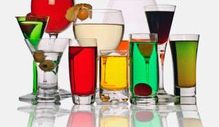 a few drinks