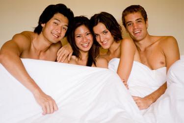 Share the Love - Non-Monogamous Sex in Public and Private