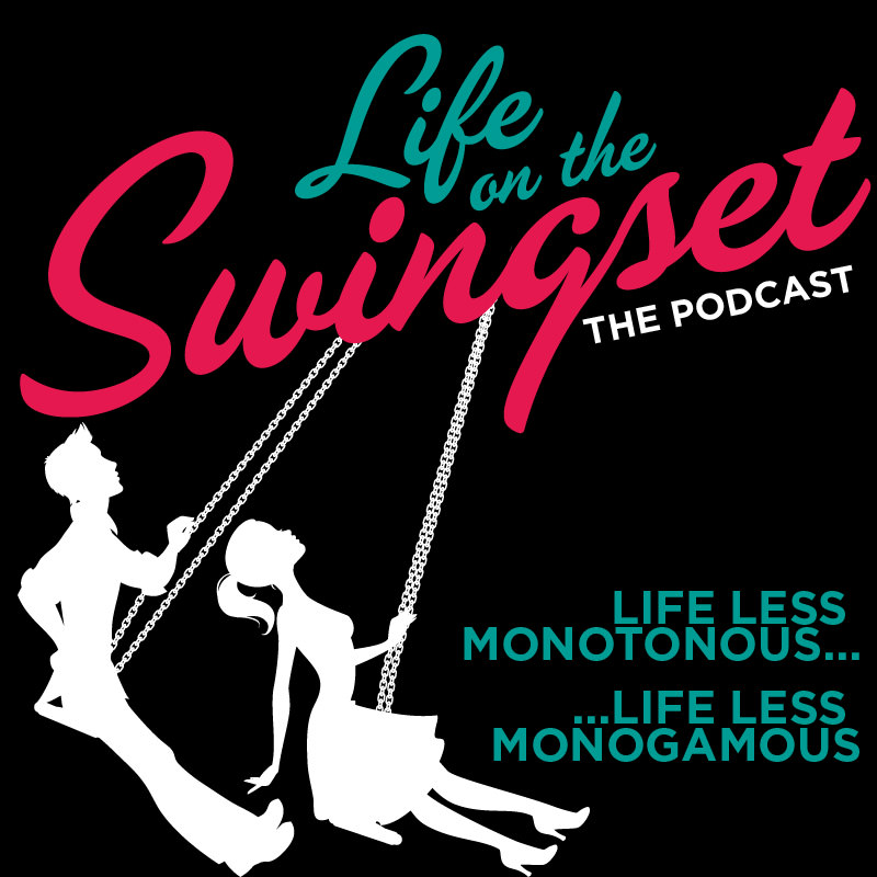 Life on the Swingset Podcast Logo