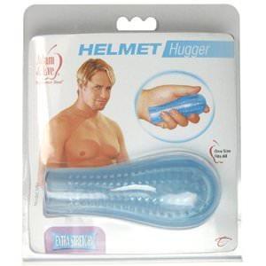 helmet hugger masturbator Review: Helmet Hugger Masturbator by Adam & Eve