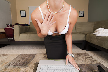 Web Cam Striptease Series