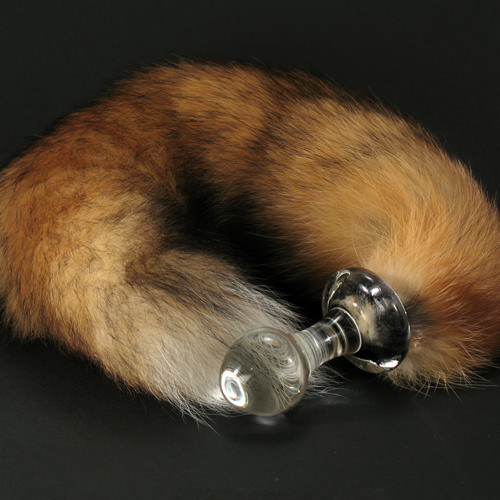 0ff9035368a Review  Crystal Minx Tail Plug by Crystal Delights