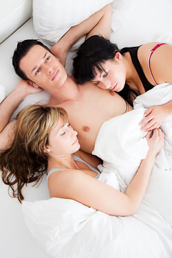 Threesomes: Being a Good Little Unicorn