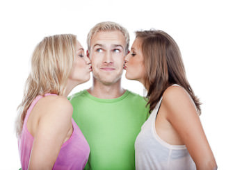 For Molly: Unconventional Threesome Dynamics