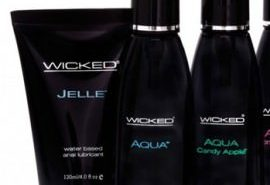 Review: A Trio of Lubes from Wicked Sensual Care