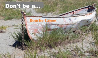 Friend-zone Graciously: Friends Are Not Douche Canoes