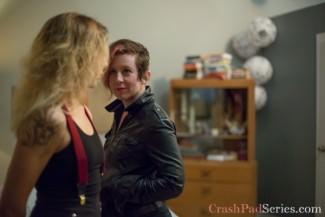Crash Pad Series Episode 154 – Andre Shakti and Tina Horn