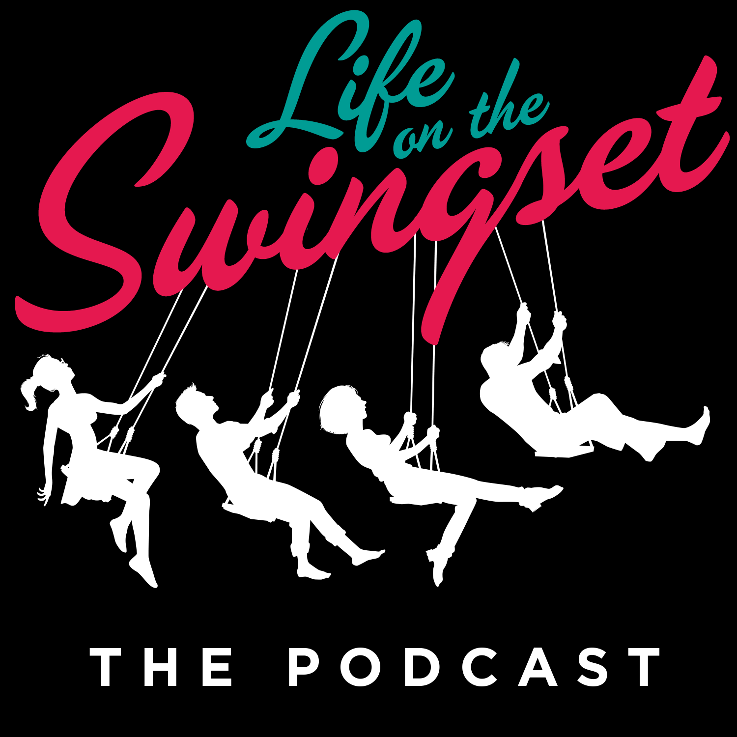 Life on the Swingset 2015 Podcast Logo