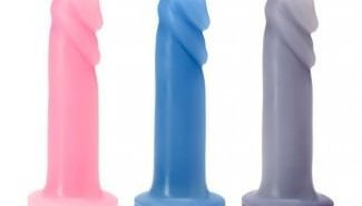 Review: Flurry O2 Dildo by Tantus
