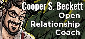 Cooper S. Beckett - Non-Monogamy Relationship Coach