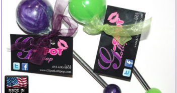 Review: G-Spot Lollipops - Travel Edition