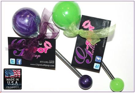 Review: G-Spot Lollipops – Travel Edition