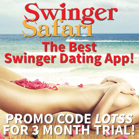 Go on a Swinger Safari