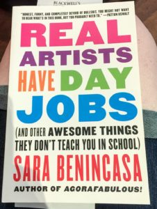 Real Artists Have Day Jobs Sara Benincasa