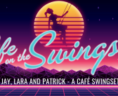 SS 340 – Tay, Jay, Lara and Patrick – A Café Swingset Interview