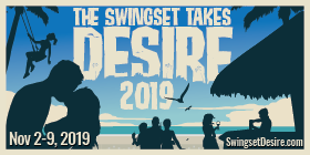 The Swingset Takes Desire 2019