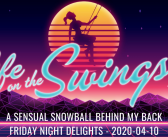 SS 380: A Sensual Snowball Behind My Back – Friday Night Delights 2020-04-10 (Part One)