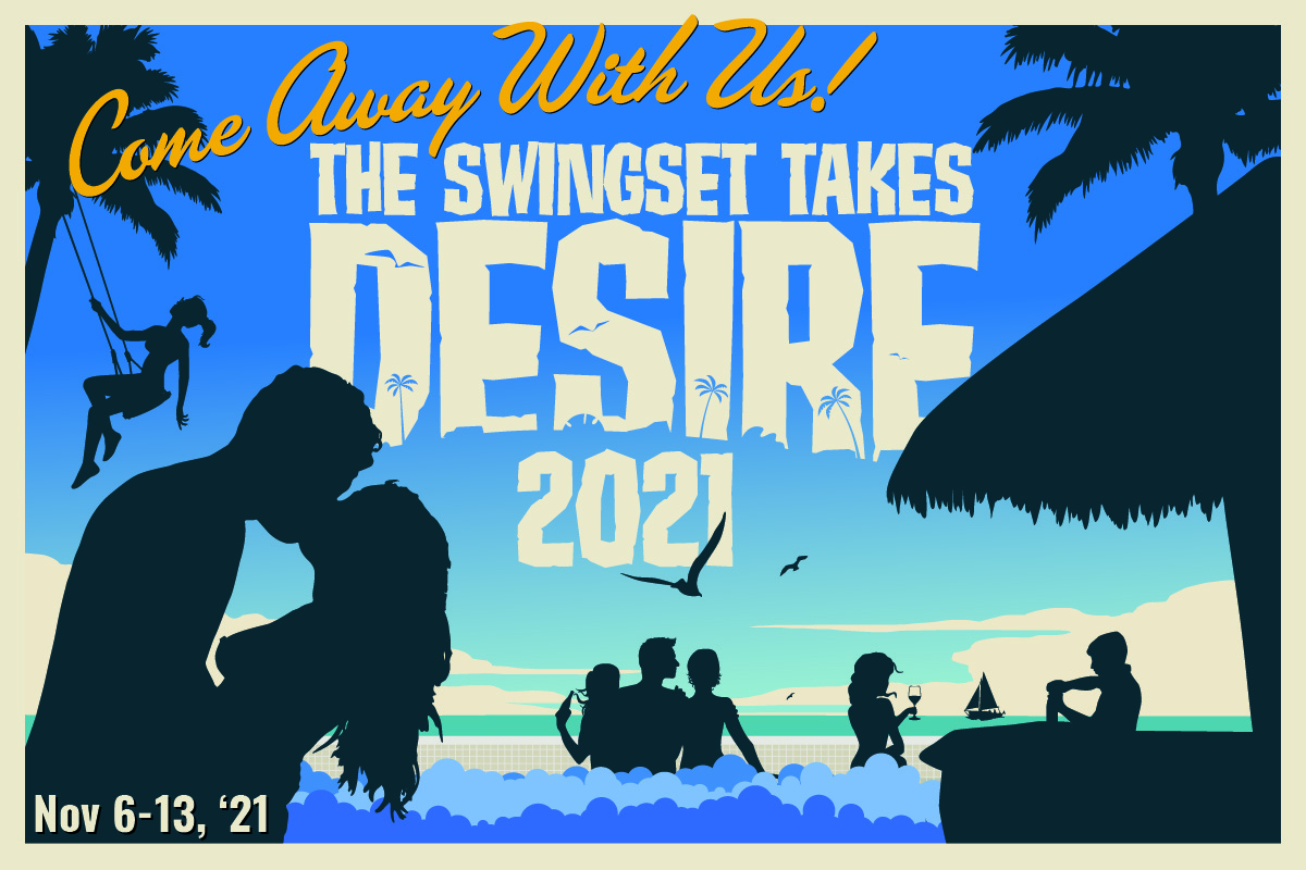 The Swingset Takes Desire 2021